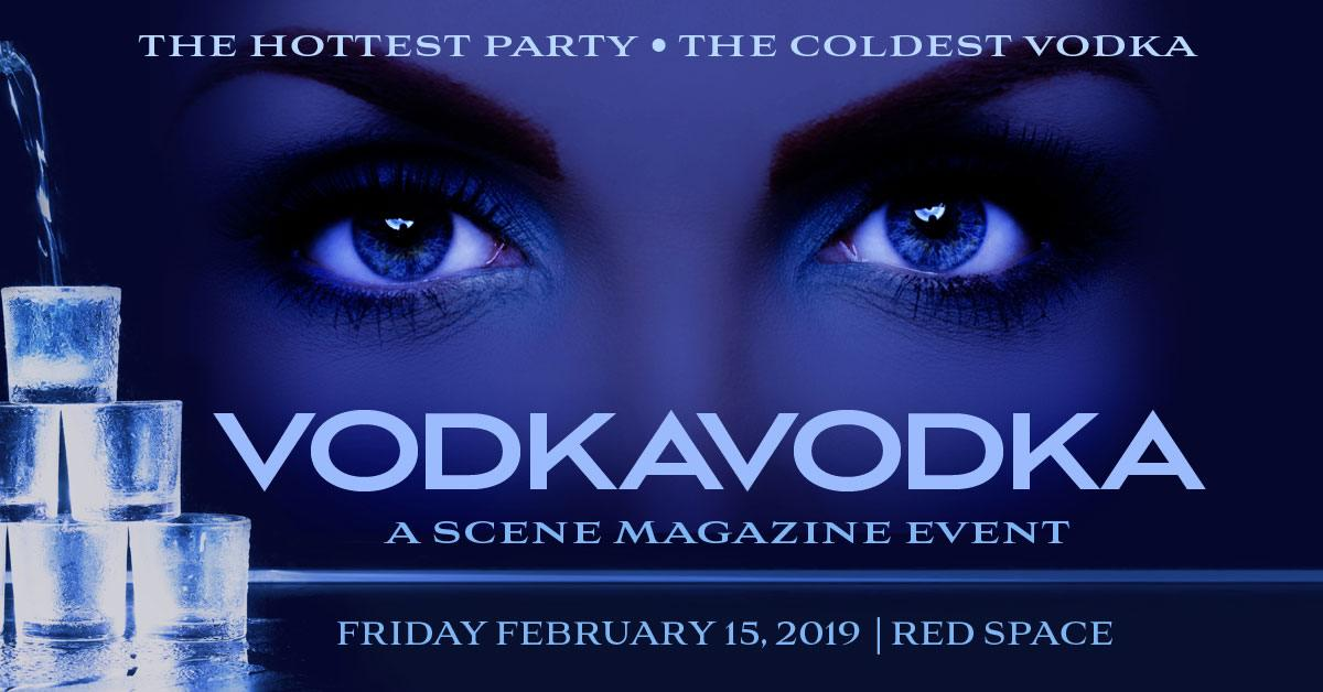 SCENE Vodka Vodka - Killer Cocktails / Fashion Show / Hottest DJs Tickets   Red Space at Hotcards   Cleveland, OH   Fri, Feb 15 at 7pm   Cleveland Scene Tickets